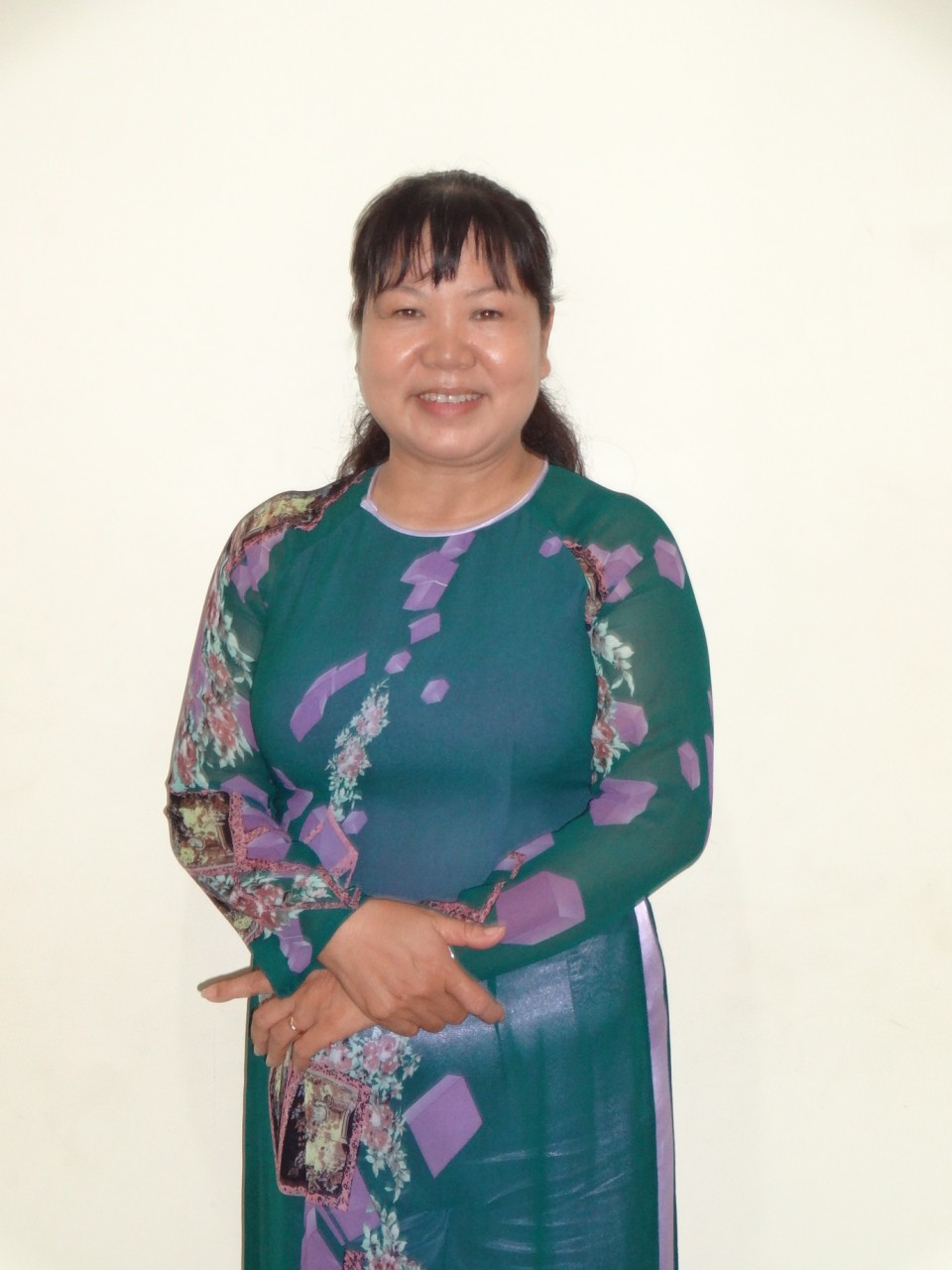 Cô Triệu Thị Kim Loan