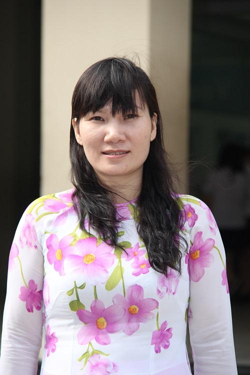 Cô Nguyễn Thị Kim Cúc