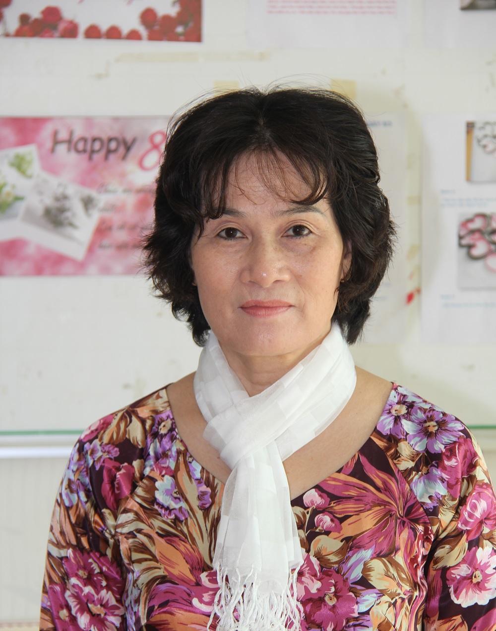 Cô Nguyễn Thị Kim Hoa