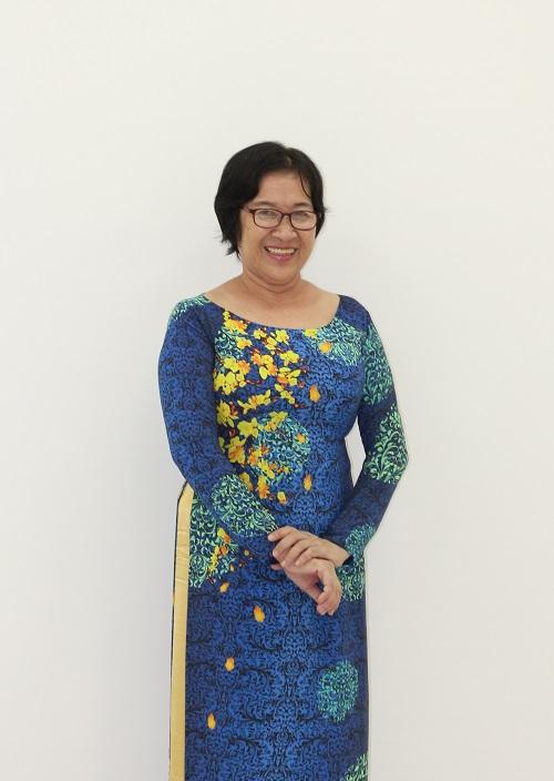 Cô Nguyễn Thị Kim Hồng