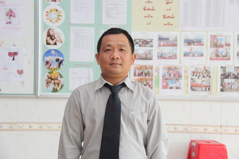 Thầy Nguyễn Trần Đăng Khoa