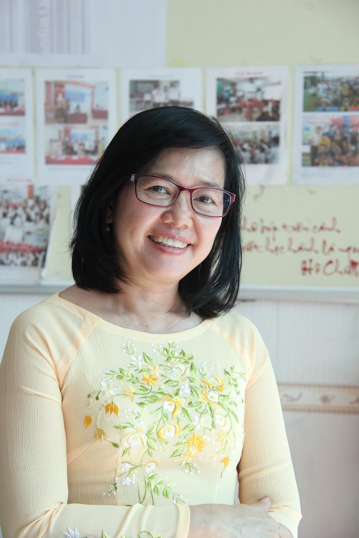 Cô Nguyễn Tuyết Phương