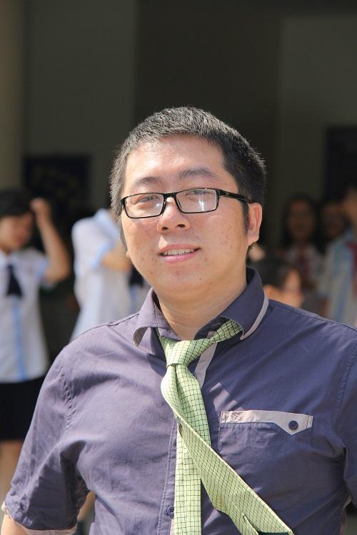 Thầy Phan Thanh Liêm