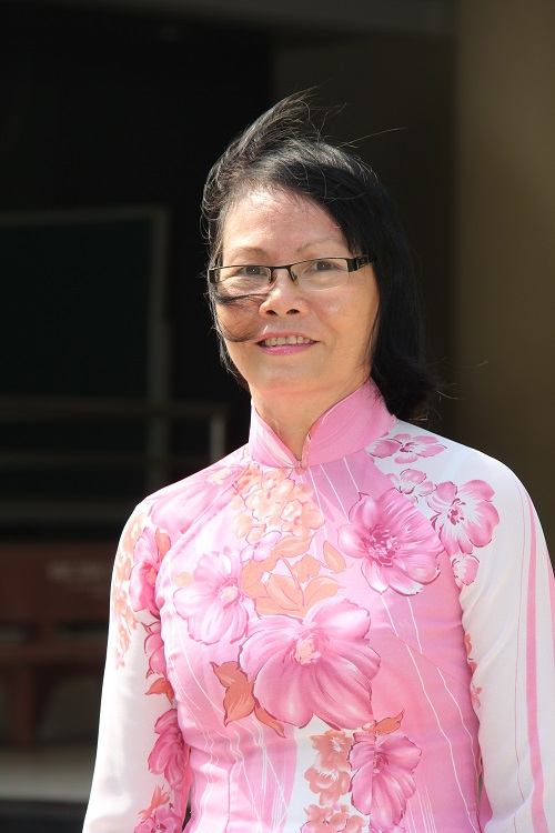 Cô Phan Thị Nam Hoa
