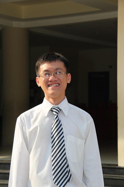 Thầy Tiêu Trương Phi