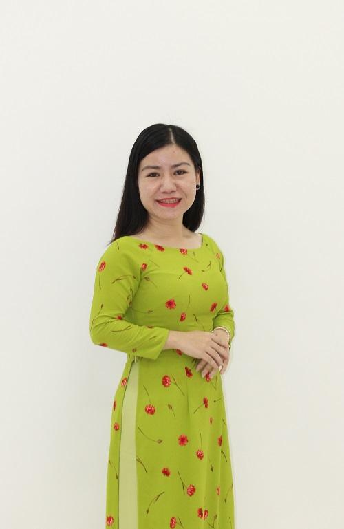 Cô Trần Thị Lan Mai