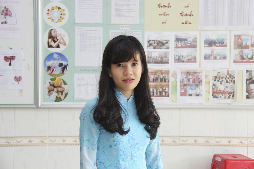 Cô Võ Thị Ngọc Lam