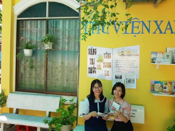 Thư viện trường em